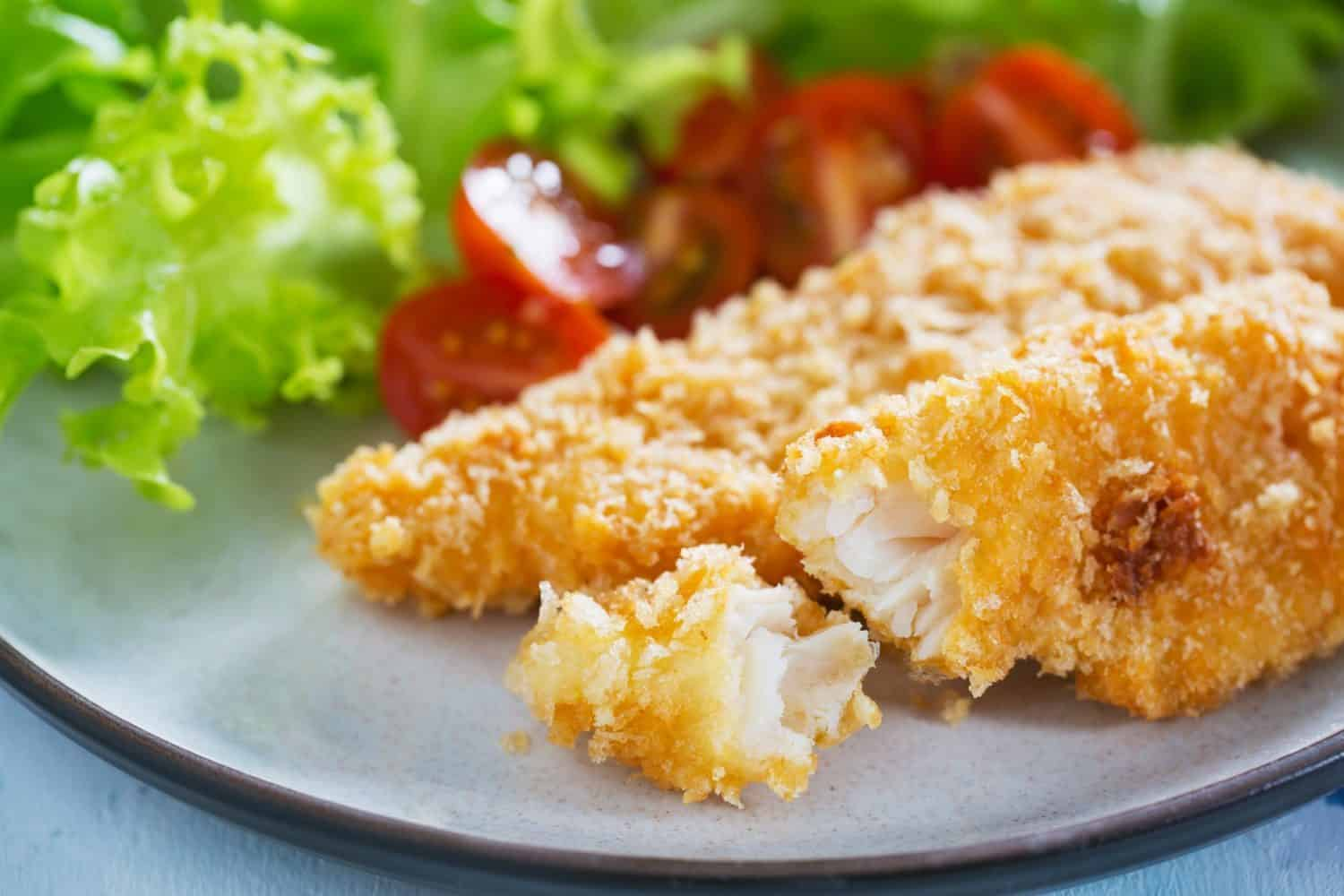 Crumbed Fish Fillet